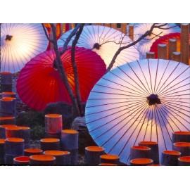 Ombrelles et lumières