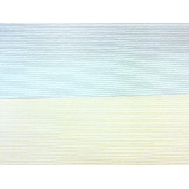 Lignes jaunes/lignes vertes