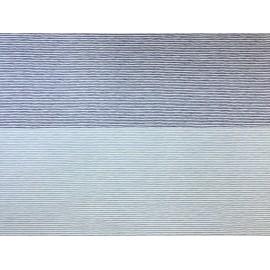 Lignes bleu marine /lignes bleu ciel