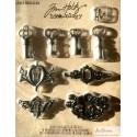 4 Clés et serrures décoratives