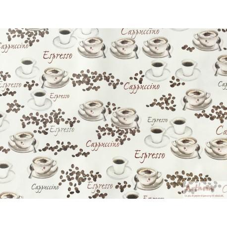Café expresso cappuccino
