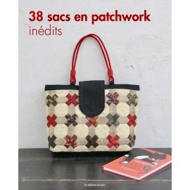 38 sacs en patchwork