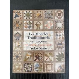 Les modèles traditionnels Yoko Saito
