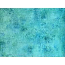 Artiste bleu turquoise