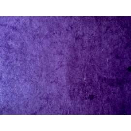 Népalais violet bleu
