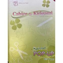 Cahier de Kirigami n°5 spécial pop-up