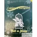 Cahier de Kirigami n°7 Noël en Alsace