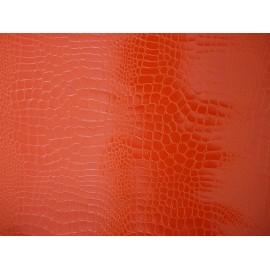 Pellaq croco orange