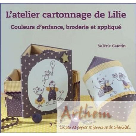 L'atelier cartonnage de Lilie
