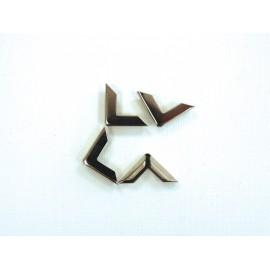4 angles nickel 1,5cm