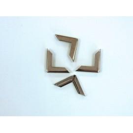 4 angles grand format nickel- 3cm
