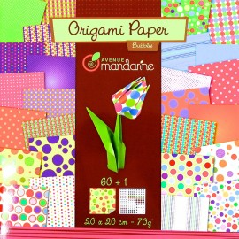 Pack Origami Bubbles