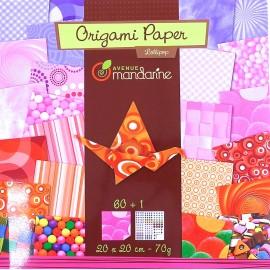 Pack Origami Lollipop