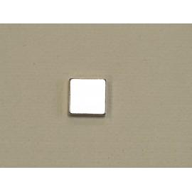 Lot 2 aimants carrés 1 cm