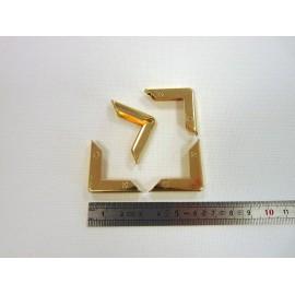 4 angles laiton 30x30x5