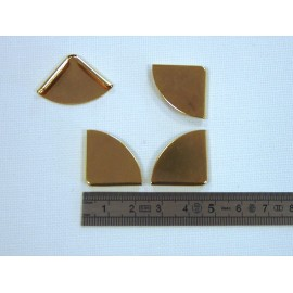 4 angles laiton 20x20x3