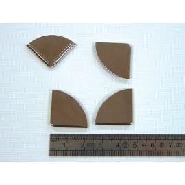4 angles nickel 20x20x3
