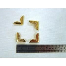 4 angles laiton 15x15x3