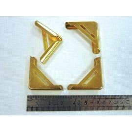 4 angles laiton 25x25x5