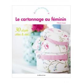 Cartonnage au féminin