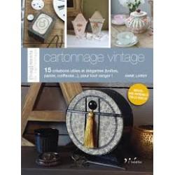 Cartonnage Vintage