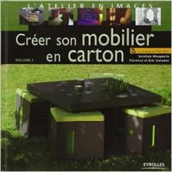 Créer son mobilier en carton Volume 3