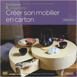 Créer son mobilier en carton Volume 2