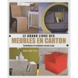 Le grand livre des meubles en carton