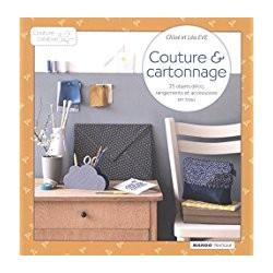 Couture et cartonnage