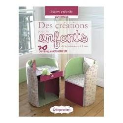 Cartonnage : créations pour les enfants de la naissance à 5 ans